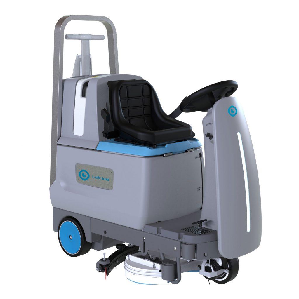 i-drive nowy koncept utrzymania czystości dużych i małych powierzchni