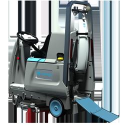 i-drive – system 24/24 do utrzymania czystości powierzchni dużych i małych  – promocja